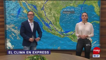 El clima en Express del 16 de noviembre de 2018