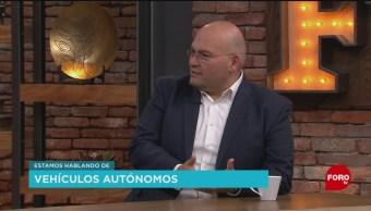 El desarrollo de automóviles autónomos en México