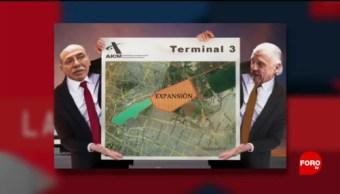 El Plan Aeroportuario En La Paparrucha Del Día