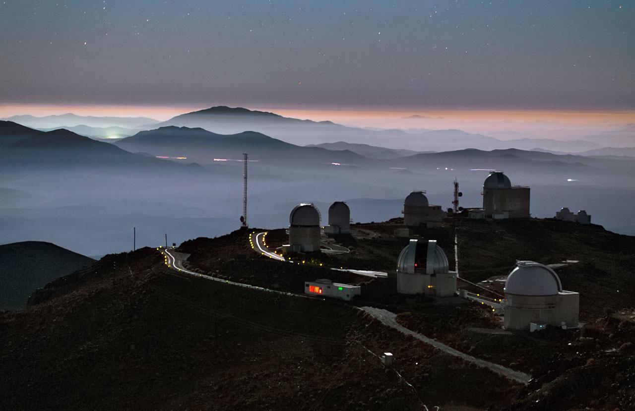El planeta fue descubierto en el Observatorio Europeo Austral (ESO) de La Silla, en Chile (ESO)