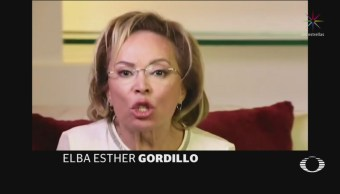 Elba Esther Gordillo Hace Llamado Renovar Liderazgos SNTE