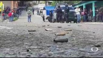 Enfrentamiento En La Sierra De Guerrero Deja 7 Muertos