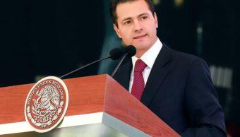 EPN urge a establecer marco legal para Fuerzas Armadas