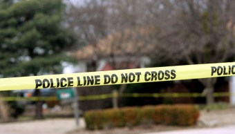 Mató hijastras suicidó mientras esposa no estaba
