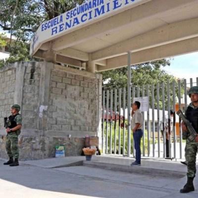 Escuelas de la Sierra y Montaña de Guerrero también suspenden clases por inseguridad