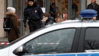 Rusia: Evacuan centros comerciales por alerta bombas
