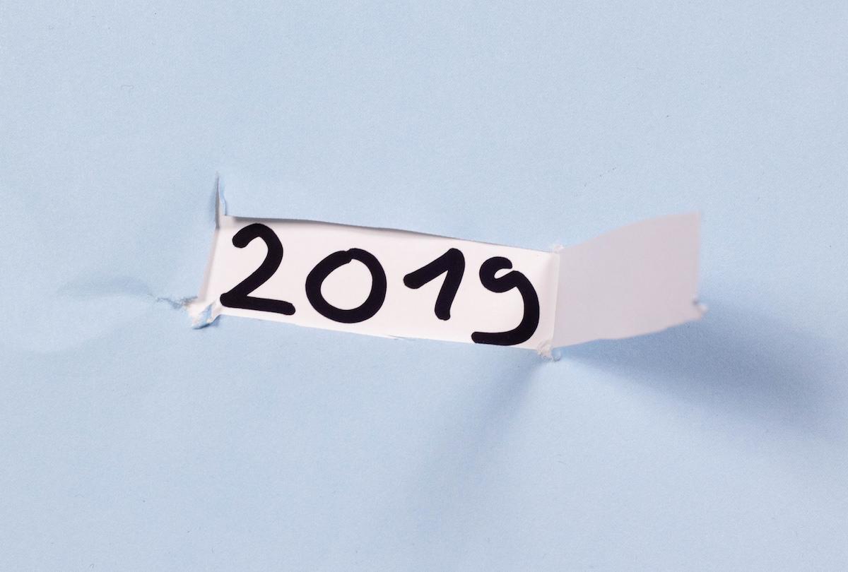 Los eventos más esperamos para el 2019