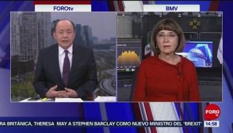 Explican, Aumento En La Tasa Referencia Del Banxico, Araceli Espinosa, investigadora del ITAM