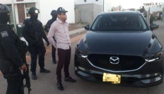 Detienen a presunto homicida de dos mujeres en Culiacán