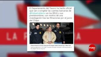 Felipe Calderón El Chapo Paparrucha Del Día