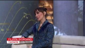 Filippa Giordano presenta su nuevo disco ''Friends and Legends'