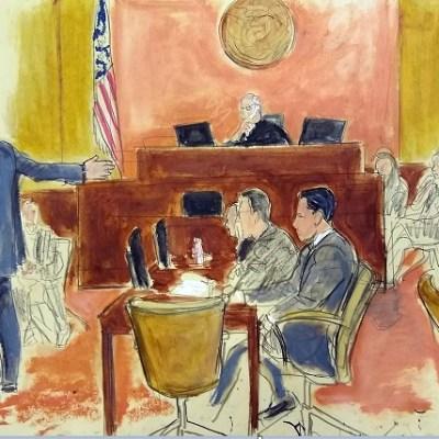 ¿Qué polémicos nombres salieron durante el juicio del Chapo?