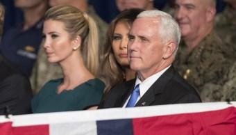Ivanka Trump y Pence asistirán a toma de posesión de AMLO