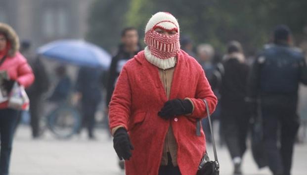 Enfermedades respiratorias repuntan en Colima por frío