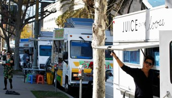 Legalizan comercio callejero en Los Angeles