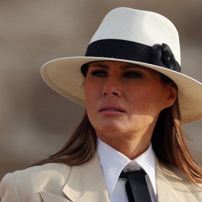 Melania Trump gastó en unas horas 95 mil dólares en hotel de El Cairo