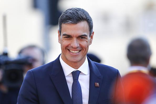 Pedro Sánchez, jefe del gobierno español, visita Cuba