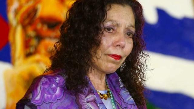Estados Unidos sanciona a la primera dama de Nicaragua
