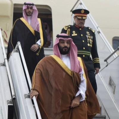 Príncipe saudí llega a cumbre del G20 pese a críticas por caso Khashoggi