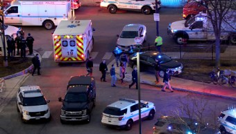 Tiroteo en hospital de Chicago deja un muerto y 4 heridos