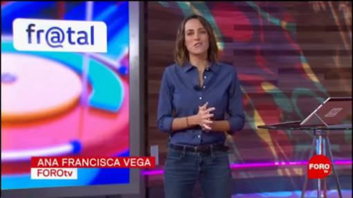 Fractal: Programa del 10 de noviembre de 2018