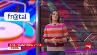 Fractal: Programa del 4 de noviembre de 2018