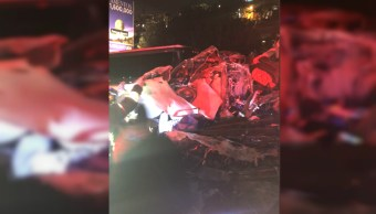 Frenos del tráiler accidentado en Santa Fe sí funcionaban: Edmundo Garrido