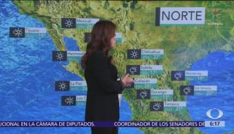 Frente frío 12 favorecerá tormentas fuertes en la Península de Yucatán