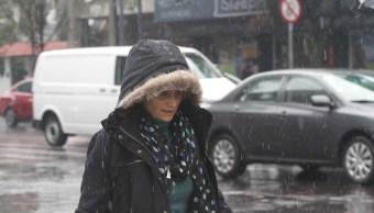 Frente frío 13 provoca lluvias y vientos en Sonora