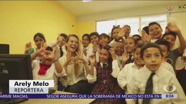Fundación Happy Fearts Fund reconstruye escuelas en Jojutla, Morelos