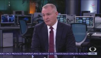 Genaro García Luna analiza si puede demandar a 'El Rey' Zambada