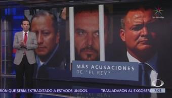 Genaro García Luna recibió dinero del Cártel de Sinaloa: 'El Rey' Zambada