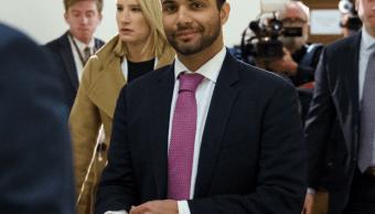 George Papadopoulos, exasesor de Trump, ingresa a prisión
