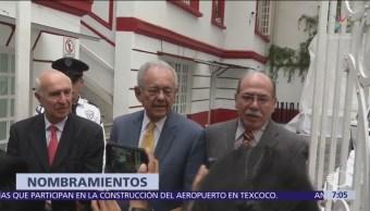 Gerardo Ferrando Bravo será director del Grupo Aeroportuario Mexicano