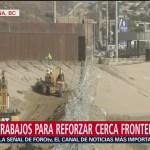 Guardia fronteriza refuerza la vigilancia en el cruce a California