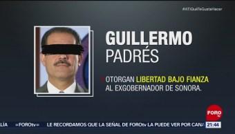Juez Edomex Libertad Bajo Fianza Exgobernador Sonora
