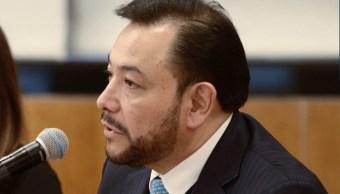 Héctor Serrano: PRD no puede continuar como un partido violento