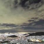 Lluvia, neblina y aire polar congelan la CDMX; el frío se mantendrá, advierten autoridades