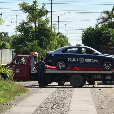 Refuerzan seguridad en Armería, Colima, tras homicidio de mandos