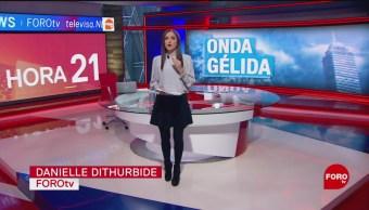 Hora 21 Danielle Dithurbide Programa Completo Noviembre