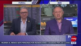 Incertidumbre, Provoca Volatilidad En Mercados Mexicanos, Arnulfo Rodríguez, Analista Bursátil, Mercados Mexicanos