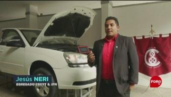 IPN crea dispositivo para encender autos con la voz