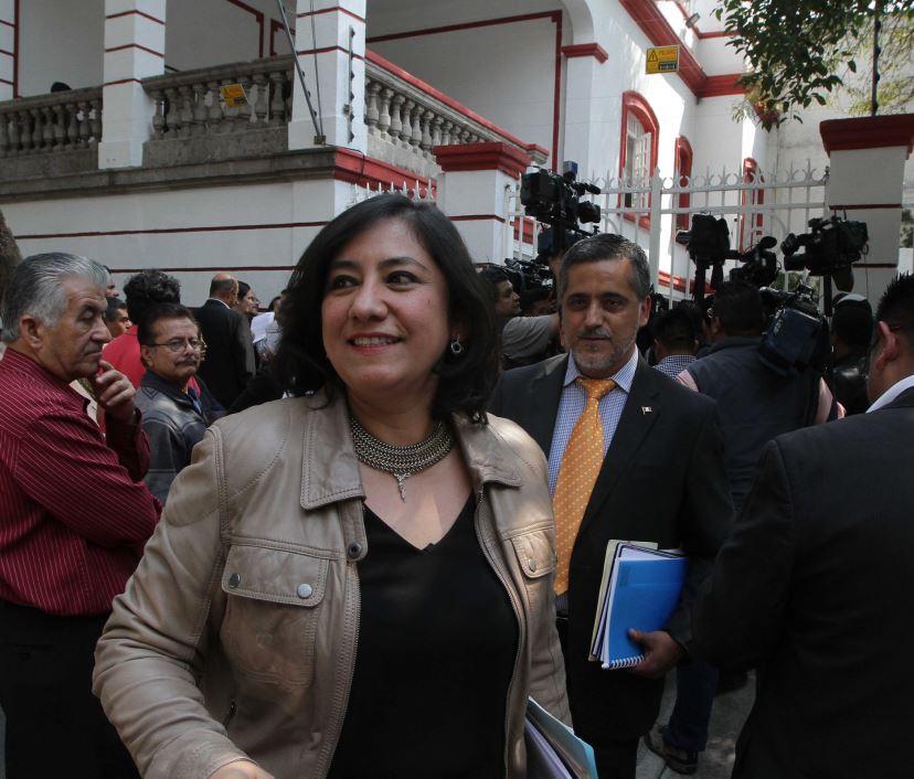 Irma Eréndira Sandoval, próxima secretaria de la Función Pública