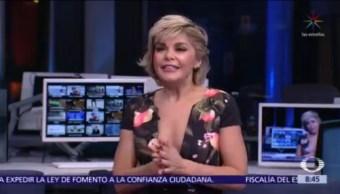 Itatí Cantoral habla del estreno de la puesta en escena 'Atracción fatal'