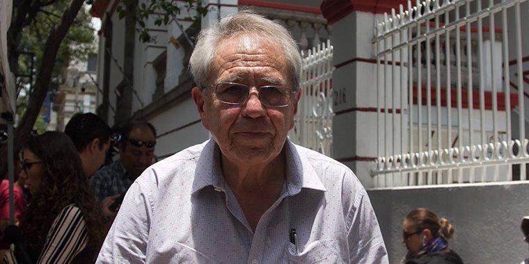 Jorge Carlos Alcocer, próximo secretario de Hacienda y Crédito Público