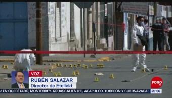 Veracruz Puebla Estados Mayor Riesgo Ejercer Política Etellekt