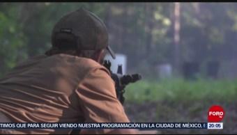 Paramilitares Estadounidenses Amenazan Con Cazar Migrantes