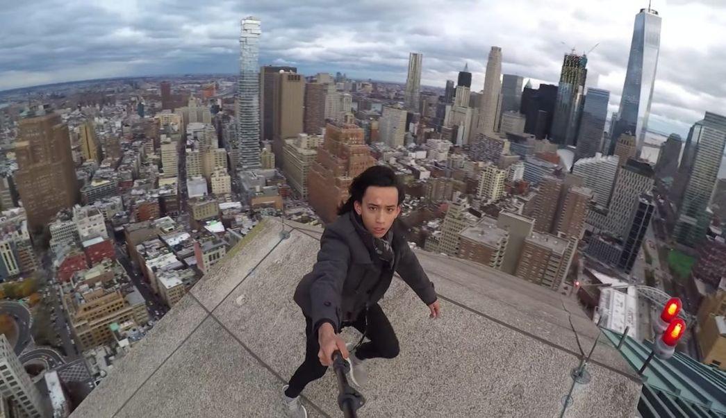 Detienen de nuevo a joven que escaló torre del WTC de NY