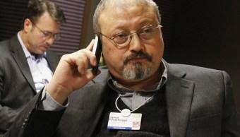 Trump dice 'no hay razón' para oír grabación de Khashoggi
