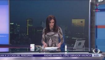 Las noticias, con Danielle Dithurbide: Programa del 20 de noviembre del 2018